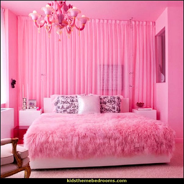 romantic theme bedroom ideas