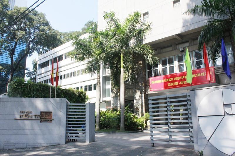 Trường Đại học Kiến trúc TP.HCM
