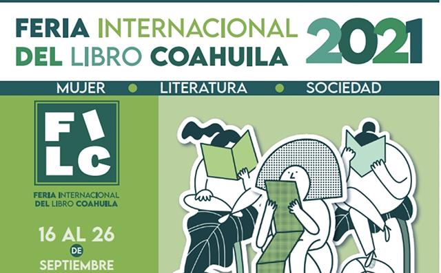 El Instituto Municipal de Cultura de Saltillo está presente en la FILC 2021 con su reciente catálogo editorial