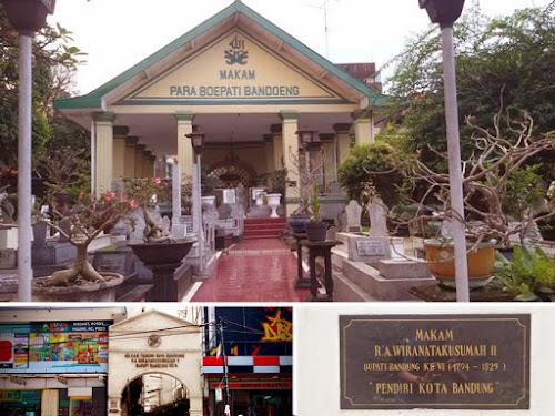 Profil sejarah pendiri Kota Bandung