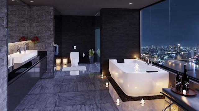 master bathroom remodel decorating ideas