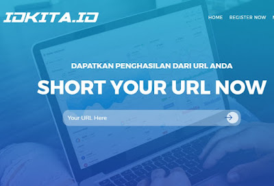 Monetisasi URL Dengan IDKITA