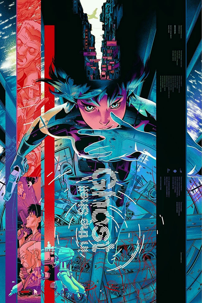 Martin Ansin - Ghost in the Shell