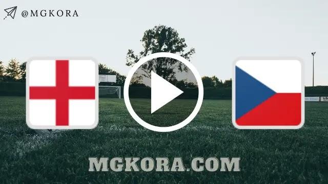 بث مباشر.. مشاهدة مباراة انجلترا والتشيك 22-6-2021 في اليورو