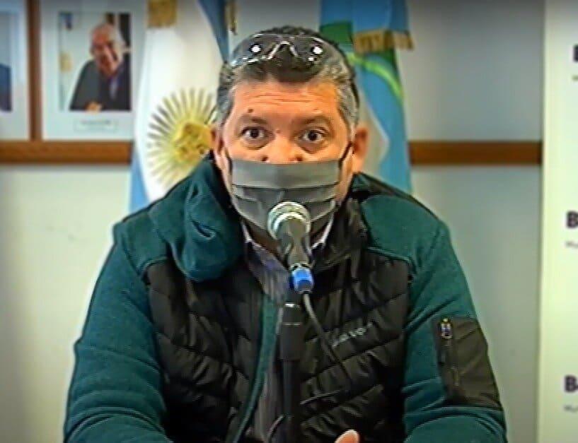 Dojas manifestó su preocupación por el crítico panorama en Balcarce