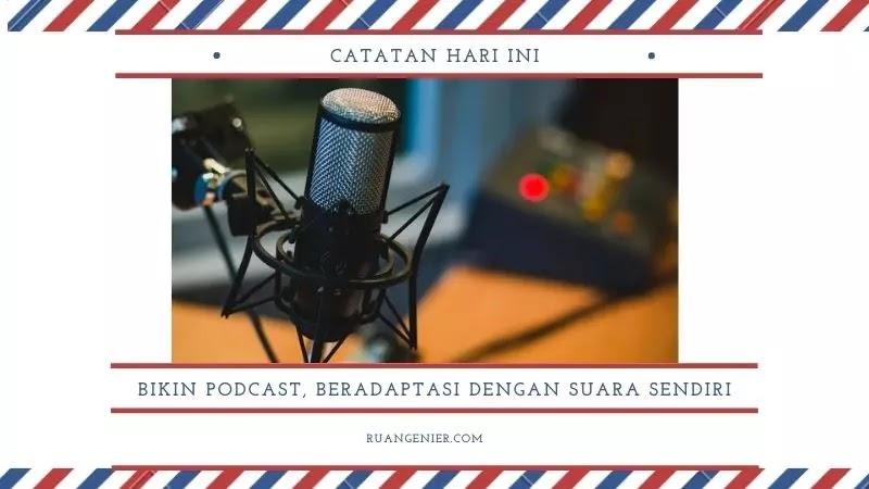 bikin podcast