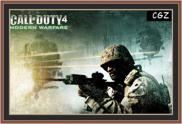 Image For Call of Duty 4 - Modern WarfarePc Download Full Screen Shot.No1