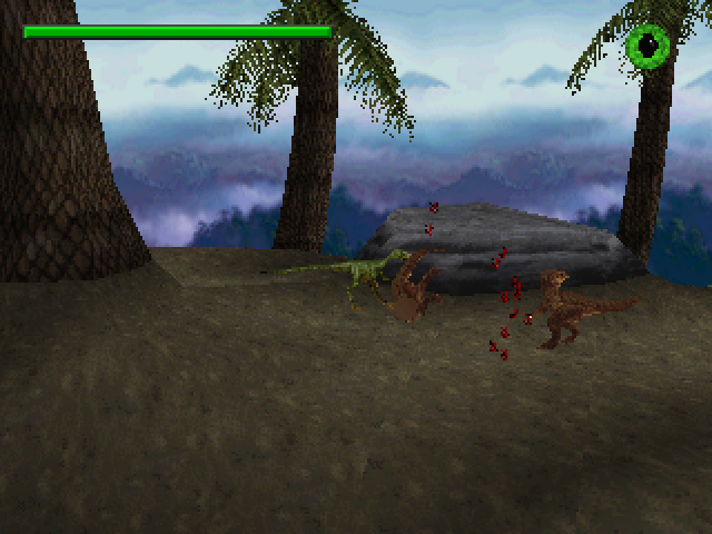 Super Adventures in Gaming: The Lost World: Jurassic Park (PSX)