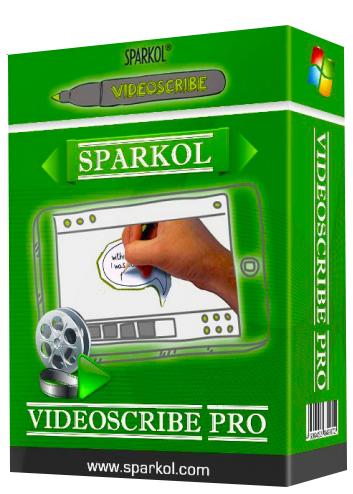 Sparkol VideoScribe PRO 2.3.7 + Portable (Español)(Crear videos animados)
