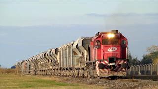 En Junio reactivarán el tren de Carga de Curuzú-Cuatiá