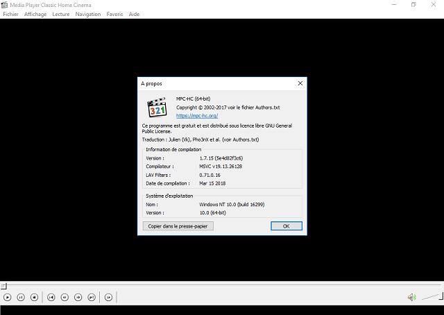 تحميل برنامج تشغيل الصوت والفيديو K-Lite Mega Codec للويندوز والأندرويد