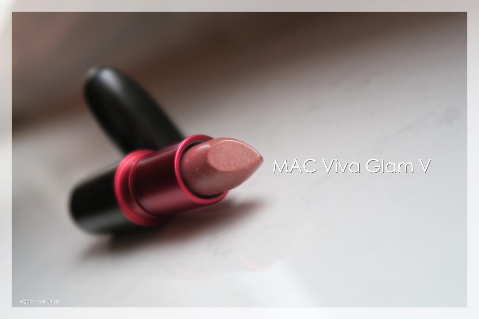 Ucieczka od matu: MAC, Viva Glam V