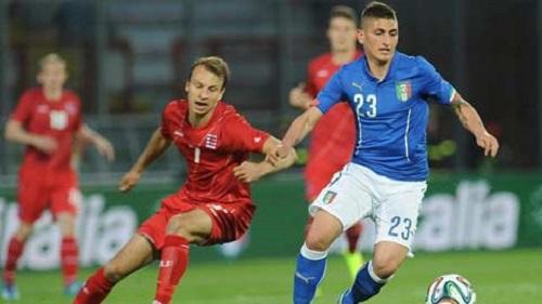 Marco Verratti sở hữu lối chơi ấn tượng