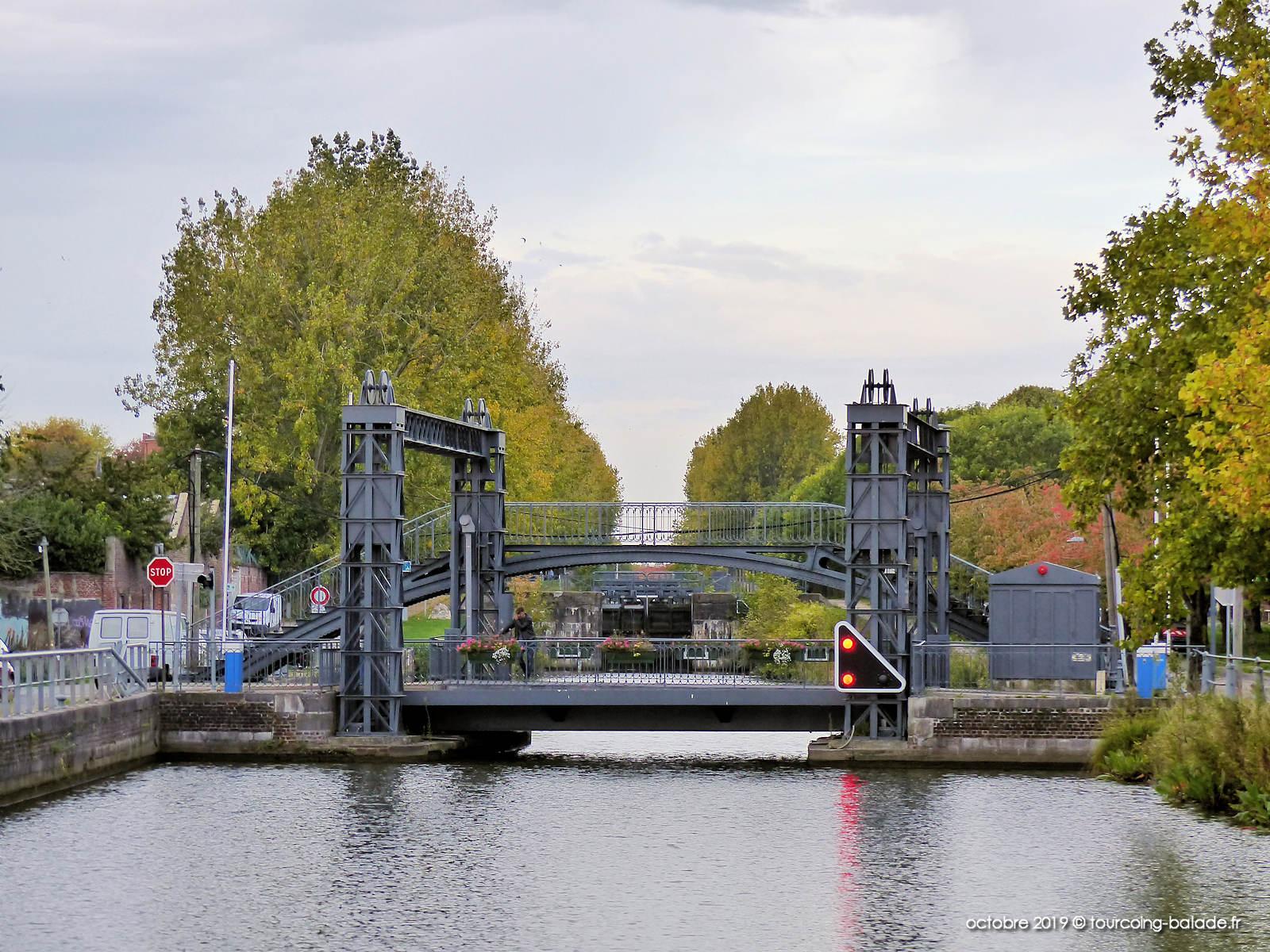 Pont Émile Duhamel, Roubaix 2019