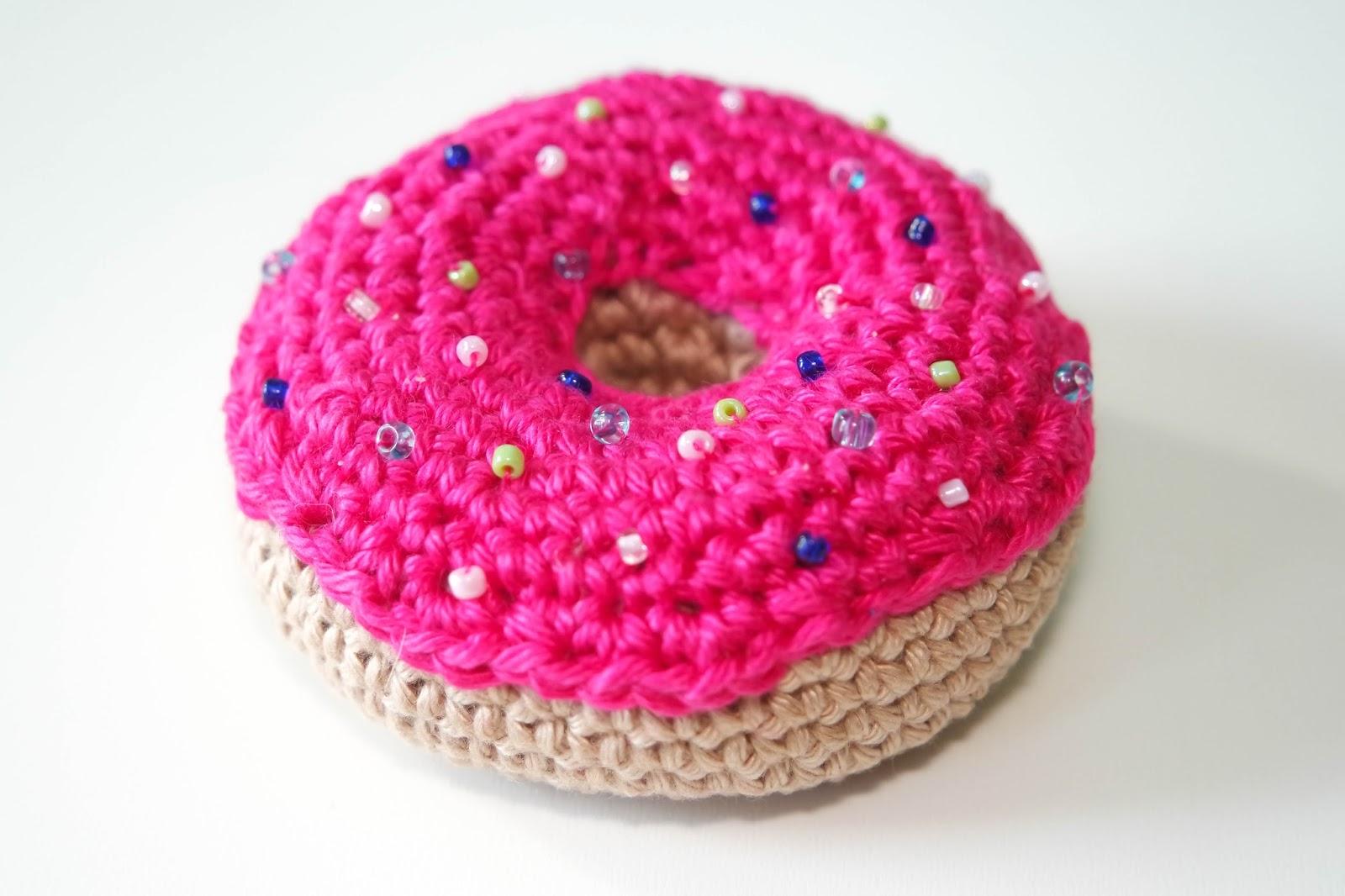 Astrid Things Donut Haakpatroon