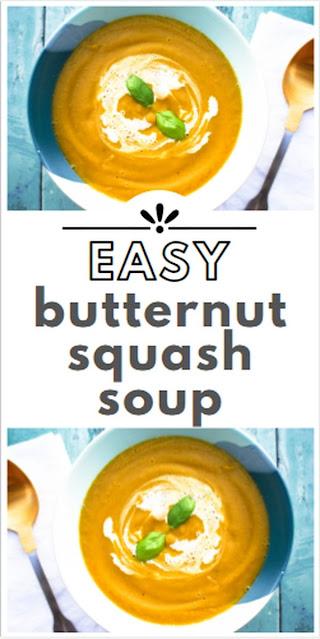 Easy Roasted Butternut Squash suitable for vegans