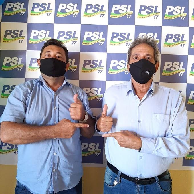 PSL Macau lança candidatura puro sangue de Rômulo Paulista e Ubirakitan para o pleito eleitoral 2020