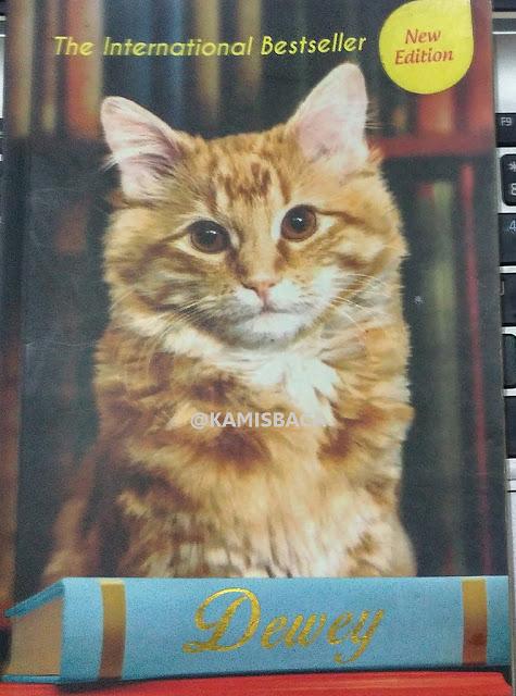 Buku Dewey: Kucing Perpustakaan Kota Kecil yang Bikin Dunia Jatuh Hati - Koleksi pribadi