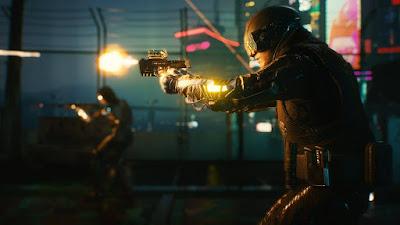 تحميل لعبة سايبر بانك Cyberpunk 2077 للكمبيوتر