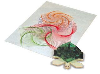 Turtle Draw Robot