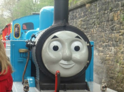 A Day Out With Thomas At The East Lancashire Railway