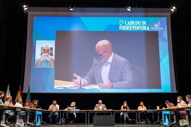 El Pleno del Cabildo aprueba inyectar 38 millones y medio de euros a los proyectos del Parque Tecnológico de Fuerteventura