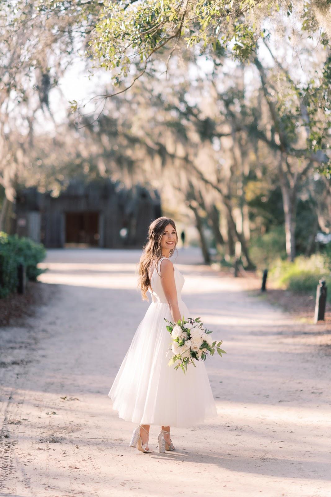 Reception Wedding Dress - Chasing Cinderella