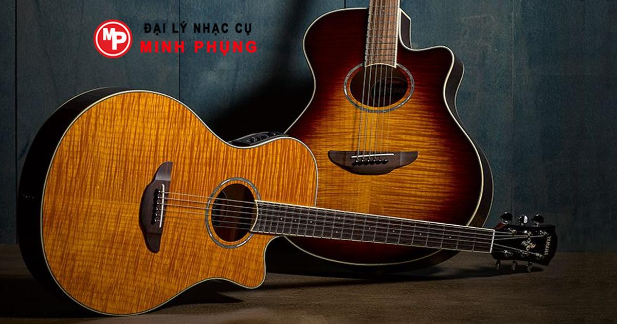 Nơi bán Đàn guitar acoustic Yamaha APX600 giá rẻ nhất