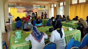 Diparda dan IPEMI Kabupaten   Bima  Gelar Pelatihan Desain Aksesoris