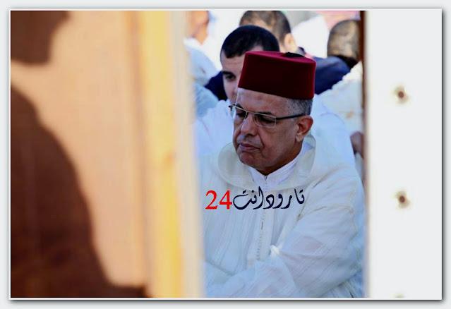 كيفاااش :ترى هل هي نهاية الحسين أمزال عامل عمالة تارودانت ..