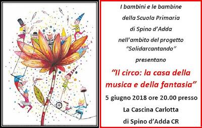 Children 39 s charity onlus news for Esse arredi spino d adda cr