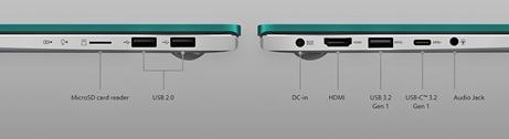 Konektor ASUS VivoBook S14 S433