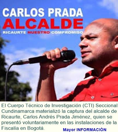 Alcalde de Ricaurte en Cundinamarca será imputado por irregularidades en la adquisición de un predi