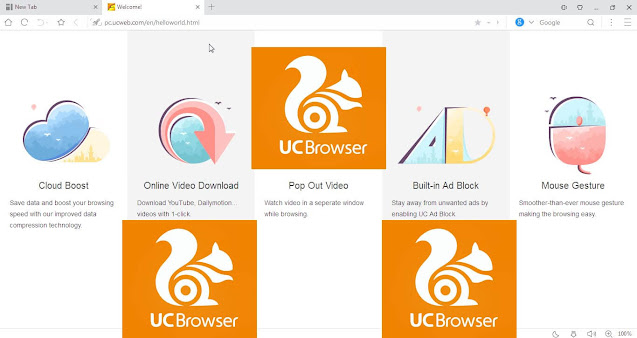 تحميل متصفح يوسي عربي للكمبيوتر اخر اصدار 2021