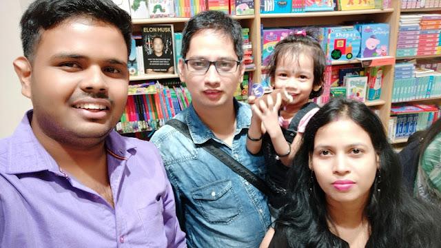 I met Sambeet Bhai in Mumbai