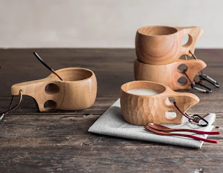 Wooden Coffee Mug & Cup