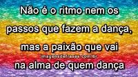 Frases sobre o Samba