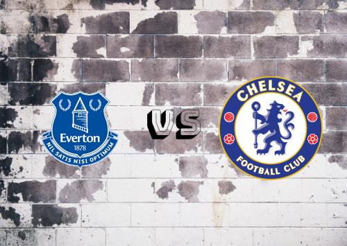 Everton vs Chelsea  Resumen y Partido Completo
