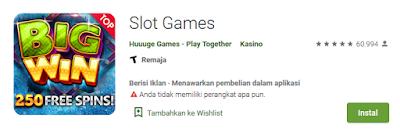 Game Slot Online Gratis Bagus Untuk Mengisi Waktu Luang