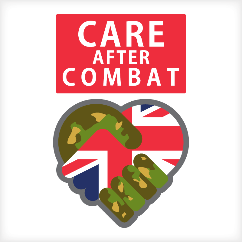 FISHING IN LONDON CARE AFTER COMBAT GREAT MONTHLY PRICE RAFFLE DONATIONS
