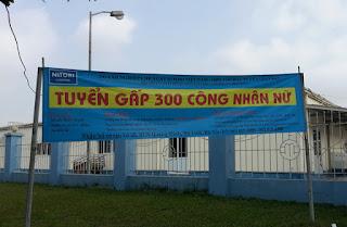 Việc Làm Hot Tại Lào Cai , Yên Bái , Sơn La . Tuyển Dụng KCN Bắc Ninh , Bắc Giang , Thái Nguyên