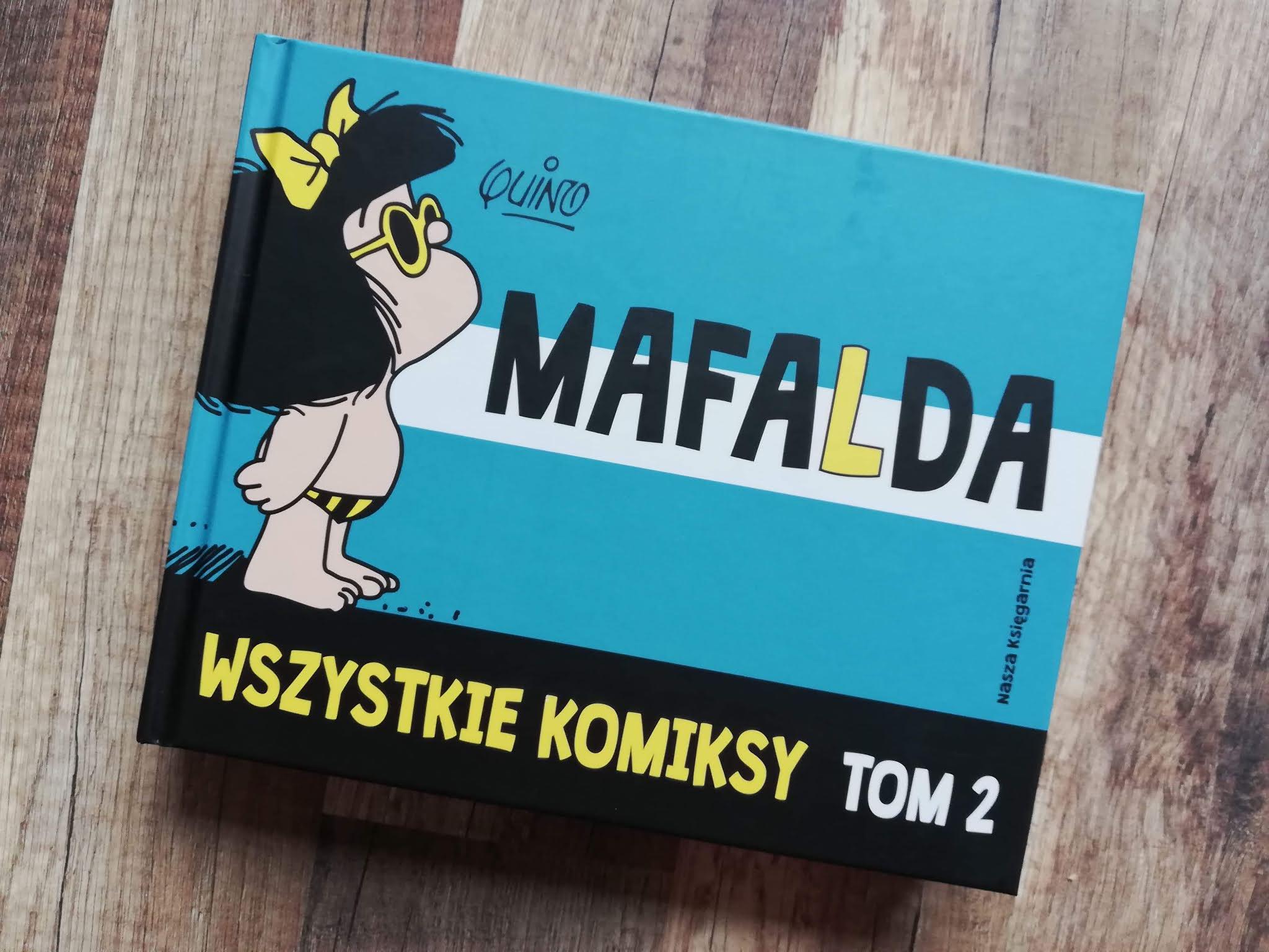 Mafalda komiks
