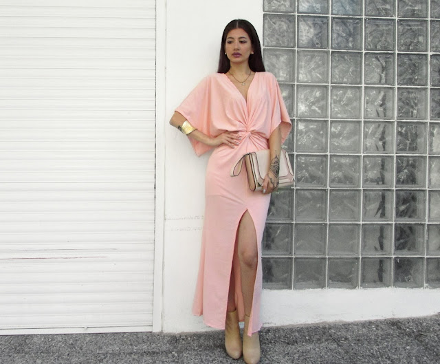 pink gold outfits pinterest