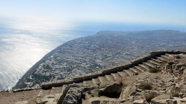 Dia 3 em Santorini