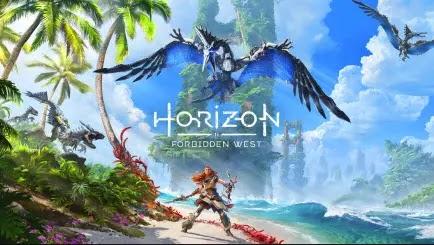 Horizon Forbidden West On cover PLAY magazine