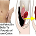 Press This Point On Your Belly To Remove Pounds of Toxins From Colon.