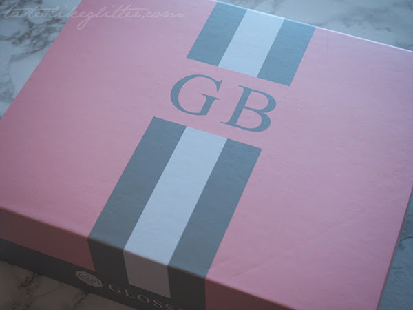 Glossybox - August.