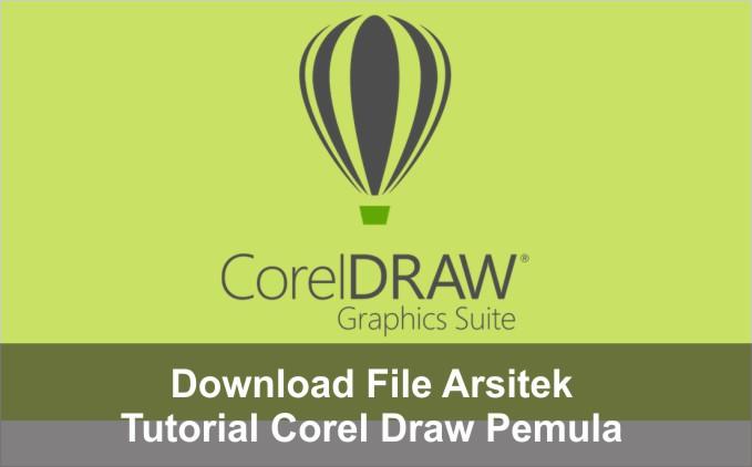 download Tutorial corel draw Pemula