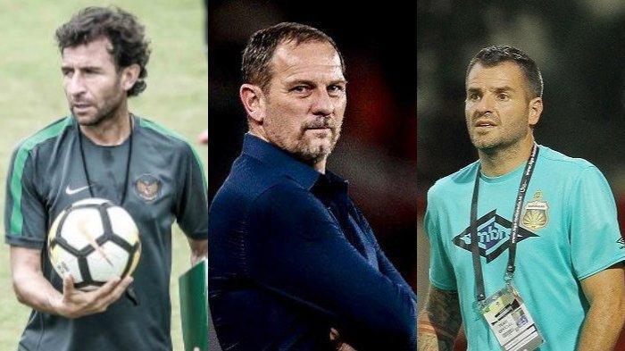 Dari Persib Bandung hingga Bali United, Inilah Rumor Pelatih Asing Pada Bursa Transfer 2019