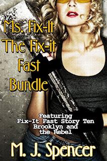 M. J. Spencer - Fix-It Fast: The Bundle